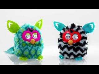 ����� ������������� ������� Ը��� ��� Furby Boom 2013-2014 �� Hasbro
