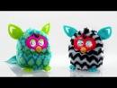 Обзор интерактивной игрушки Фёрби Бум Furby Boom 2013-2014 от Hasbro
